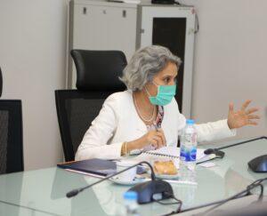 สศช. หารือผู้ประสานงาน UN ร่วมจัดทำรายงานประเมินผลกระทบจากโควิด-19 และการขับเคลื่อนเป้าหมายการพัฒนาที่ยั่งยืน สำหรับประเทศไทย