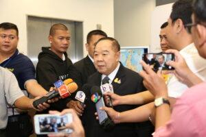 รัฐบาลจัดประชุมคณะกรรมการเพื่อการพัฒนาที่ยั่งยืน (กพย.) เร่งขับเคลื่อนประเทศไทย สู่เป้าหมายเพื่อการพัฒนาที่ยั่งยืน