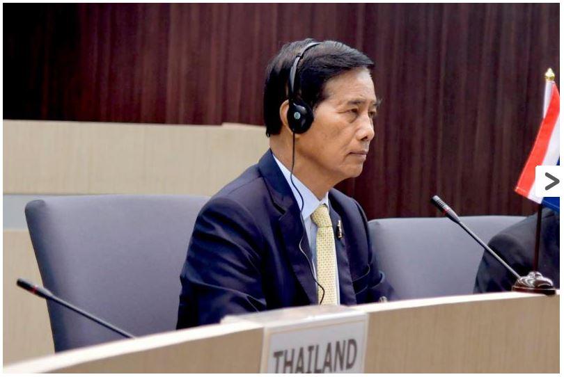 การประชุมระดับรัฐมนตรี ครั้งที่ 24 แผนงาน GMS