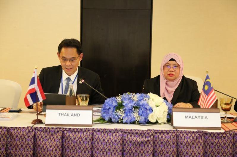 การประชุมระดับคณะทำงาน ครั้งที่ 12 แผนงาน JDS