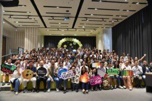 กพย. ร่วมขับเคลื่อน SDGs ด้วยพลังเยาวชน ในงาน YIC Symposium #1