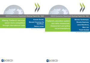 OECD ตีพิมพ์ผลงานที่เกี่ยวข้องกับ Thailand's Economic Assessment 2020